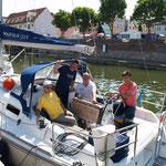 Exclusivcharter Ivica in Stralsund, eine gute Adresse