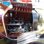 Luftgekühlter Motor eines MAF