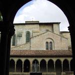 Kloster St. Hilaire im Lehensgebiet der Barone von Termes