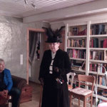 Eine Lesung mit Angelika Godau