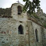 Kapelle von Padern - Außenansicht