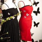 Messestand / Kollektion Butterfly