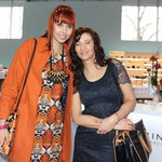 Sussan Zeck / Model und Inhaberin der Model-Agentur Volta Models