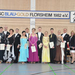 Senioren II B Standard Turnier in Flörsheim am 12.04.2014 (Foto: Fotoclub Flörsheim)
