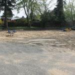 2014 endlich neuer Sand in der Fläche Foto:F.C.