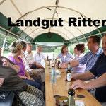 2009 auf Landgut Ritter Foto:privat