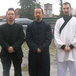 Chen Shiyu y Chen Shixing