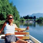Bootstour auf dem Riessersee