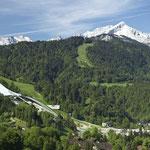 Olympia Skisprungschanze