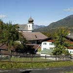 Kirchdorf Wamberg