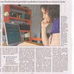 Artikel in der Wetzlarer Neuen Zeitung vom 20.11.2009