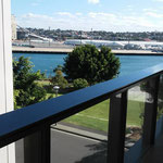 spray painting balustrades and railings
