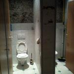 2 WCs mit Vorraum, sowie ein eigener Vorraum für eine kleine Küche