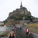 Travel around St Malo and visit St. Mont Micheal