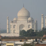 Guiding around India and visit Taj Mahel, India