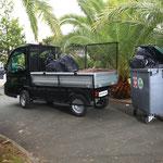 Goupil Elektrofahrzeuge sind ideal in Park und Industrieanlagen - Leise und Abgasarm