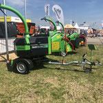 Greenmech QuadChip 160 bei MMV in Niedersachsen und Bremen erhältlich