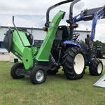 Greenmech CS 100 TM für Kleintraktoren - nicht nur für Iseki TM 3185
