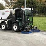 Multihog CV 350 Kehrmaschine für Straßenreinigung - Neuheit