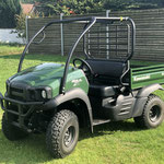 Mule SX 4x4 Allrad in grün bei Martin Maschinenvertrieb GmbH