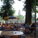 Regensburg: Spitalgarten