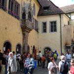 Regensburg: Rathaus, Bürgerfest