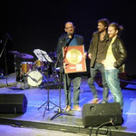 Gewinner des JazzYourAss Awards - 19.10.2013