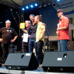 SummerJazz 2014 - Gewinner des Adoro Drummer Awards