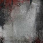 "Bild ""Clayton,"" Größe 100 x 140 cm, Acryl, Kohle auf Leinwand"