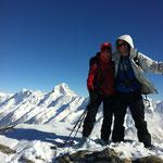 Gipfel Mauerhorn