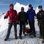 Verdienter Gipfelerfolg