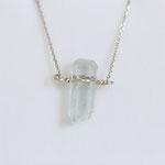 925 Sterling Silber Geburtsstein Aquamarin