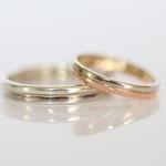 Ringe zusammengelötet Foto Stella Schlatte