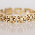 Vintage Goldarmbandi in 14 kt Gelbgold