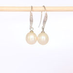 Sternzeichen Ohrringe Perle