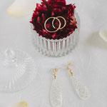 Eheringe Ivory Rose Photography