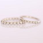 Ring mit Kügelchen Foto Stella Schlatte