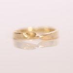 Eheringe 14 kt Gelbgold Möbiusband Fotos Stella Schlatte