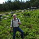 fachkundige Führung durch Dr. Wolfgang Schlund