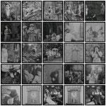 """Montage de photogrammes de la version """"hollywwood"""" de Cendrillon avec Mary Pickford. James Kirckwood en fut le metteur en scène."""