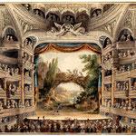 La Comédie française au XVIII° siècle