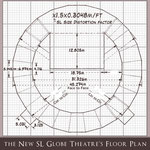 new globe theatre floor plan 512