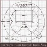 new globe theatre floor plan 512