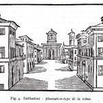 Extrait de Traité de scénographie, Pierre Sonrel librairie théâtrale