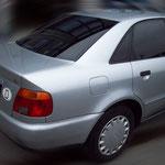Audi A4 Limousine mit Charcoal 13