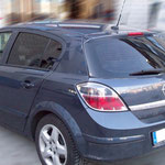 Opel Astra H (5-türig) mit Charcoal 13