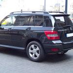 Mercedes GLK mit Charcoal 13