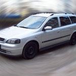 Opel Astra G Kombi mit Supreme HP4