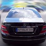 Mercedes C-Klasse mit Charcoal 13