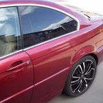 BMW 3er Coupe E46 mit Supreme HP4